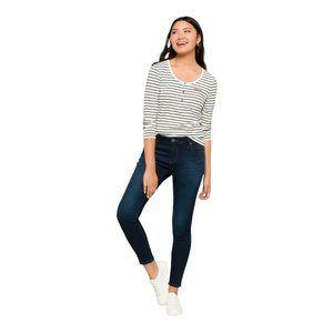 Kut from The Kloth Women Size 2 Dark Wash Dayna Skinny Denim Jeans Cut 75079